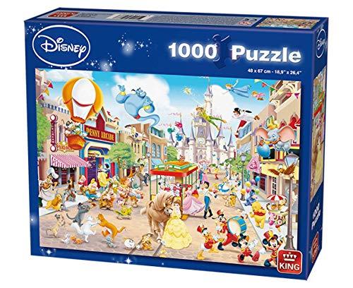 King - Puzzle International