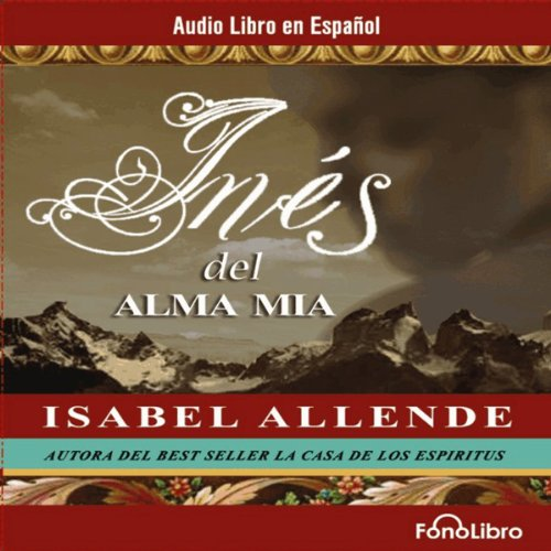 Ines del Alma Mia [Ines of My Soul] Titelbild
