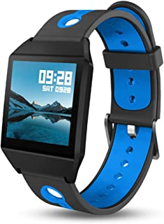 Sandistore Smart Watch for Android/iOS Phones,Bluetooth Smartwatch 1.3 inches TFT Touchscreen,IP68 Water Proof,Several Sports Mode, Blood Pressure, Blood Oxygen Monitoring,Calorie Consumption