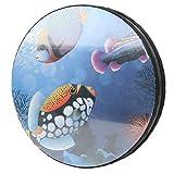Ocean Drum, Sensitivity Ocean Wave Drum, para estudiantes en casa