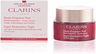 restorative NIGHT–所有肤质来自 Clarins 适用于中性款–325ml 晚霜