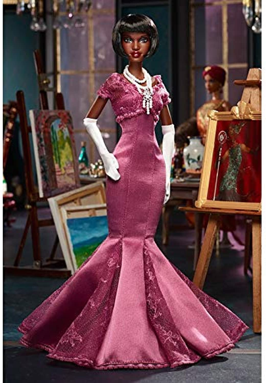 Barbie Harlem Theatre Collection  Selma DuPar James