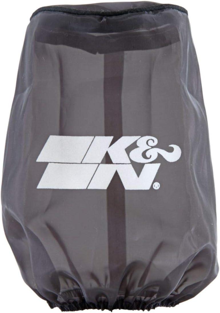 K&N YA-3502DK Black Drycharger Filter Wrap - For Your K&N BD-6500 Filter