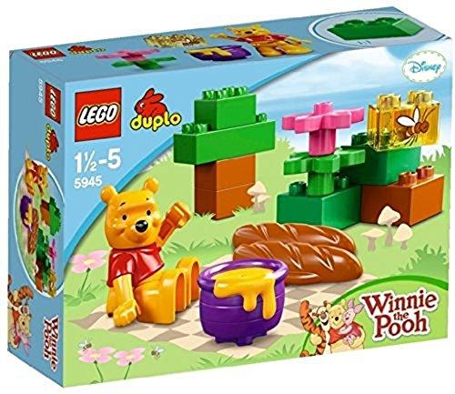 Lego 5945 - DUPLO Winnie The Pooh™ 5945 Winnies Picknick