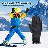 Zoom IMG-2 vbiger guanti invernali caldi per