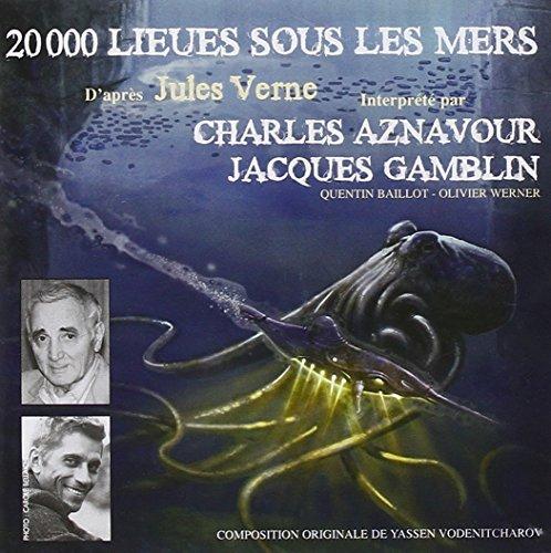 20,000 Lieues Sous Les Mers - Aznavour by Verne