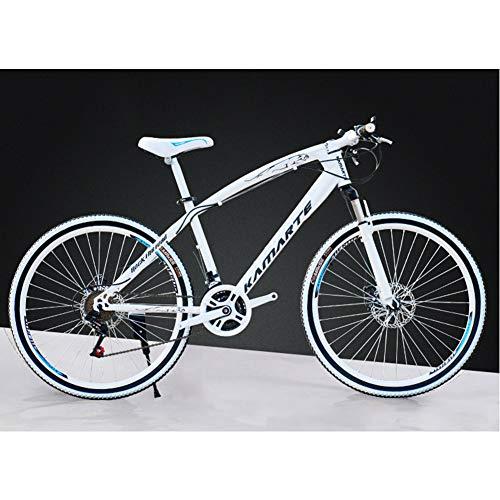 26-Inch Volwassene Mountain Bike, 21/24/27 Speed, Fietsen variabele snelheid Fiets, Student Gift Fiets, Unisex