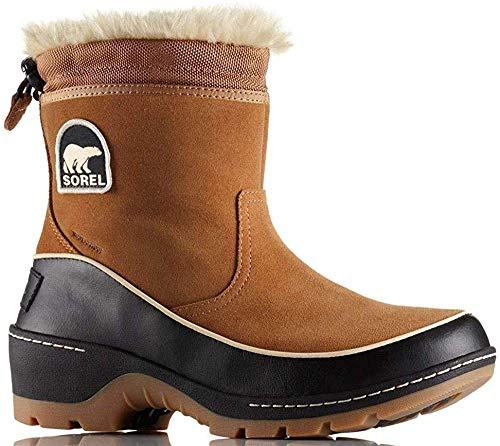 Price comparison product image Sorel Women's Tivoli III Pull-On Elk / Black Boot