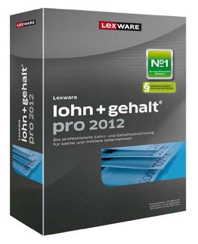 Lexware Lohn+Gehalt Pro Juni 2012 Update (Version 12.50)
