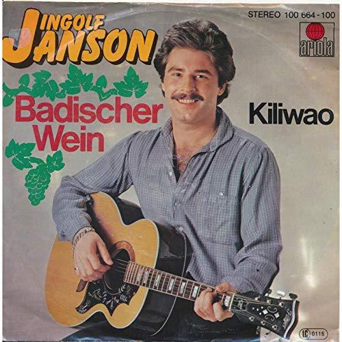 Badischer Wein - Ingole Janson - Single 7
