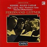 Julius Caesar by GEORGE FRIDERIC HANDEL (1995-11-16)