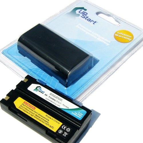 Special Campaign Max 59% OFF 2 Pack Replacement for Trimble 7.4V Battery GPS Lithi 2200mAh