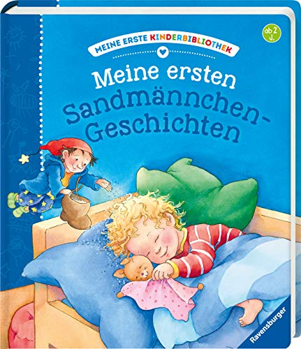 Meine ersten Sandmännchen-Geschichten (Meine erste Kinderbibliothek)