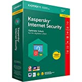 Kaspersky Internet Security 2018 Upgrade | 3 Geräte | 1 Jahr | Windows/Mac/Android | Download