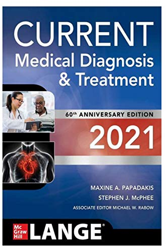 Compare Textbook Prices for Diagnosis and Treatment  ISBN 9798721902598 by PAPADAKIS