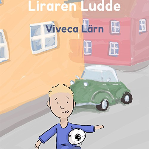 Liraren Ludde audiobook cover art