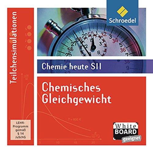 Chemie heute SII: Chemisches Gleichgewicht: Einzelplatzlizenz: Lernsoftware / Einzelplatzlizenz (Chemie heute SII: Lernsoftware)