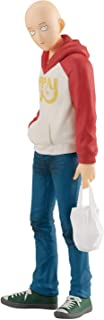 Good Smile One-Punch Man: Saitama Oppai Hoodie Pop Up Parade PVC Figure, Multicolor, 7 inches