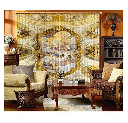 cortinas salon modernas baratas
