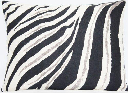 Zebra Print Cojín Manta diseño animales funda almohada