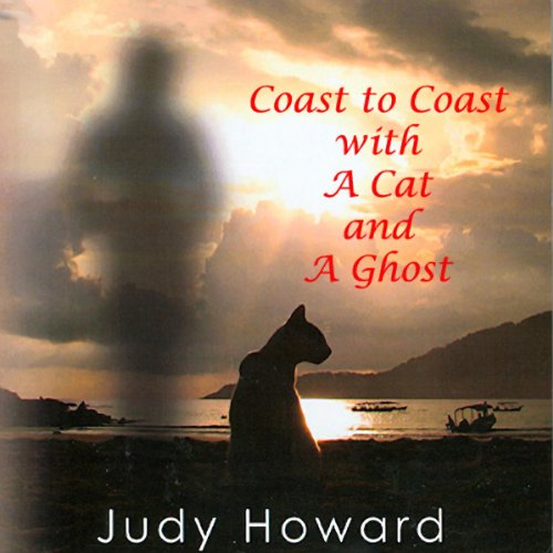 Coast to Coast with a Cat and a Ghost cover art