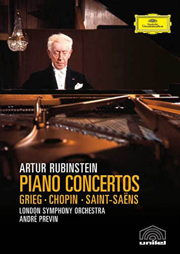 Rubinstein - In Concert (Grieg, Chopin, Saint-Saens - Klavierkonzerte)