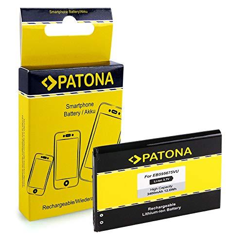 Batería EB595675LU para Samsung Galaxy GT-N7100 Note II | Galaxy Note 2 y mucho más… [ Li-ion, 3400mAh, 3.7V ]