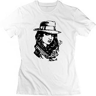 Womems Dress Personalized Customized Gangster Chola T Shirts