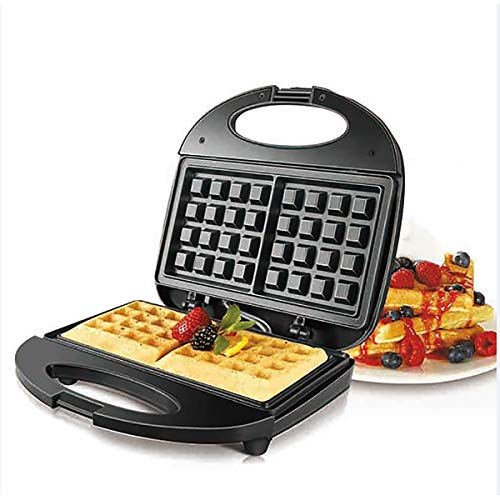 Sale!! XER Sandwich Toaster 750W Electric Waffles Maker Iron Sandwich Maker Machine Bubble Egg Cake ...