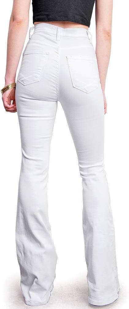 Vibrant Jeans Ajustados Para Mujer Amazon Com Mx Ropa Zapatos Y Accesorios