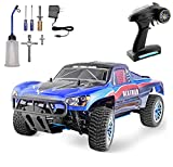 HSP RC Car 1:10 Nitro Power Off Road 4WD Short Course Truck,95155 All Terrain Off Road Truck 2.4Ghz Remote Control Truck Large Hobby RC Car for Adults