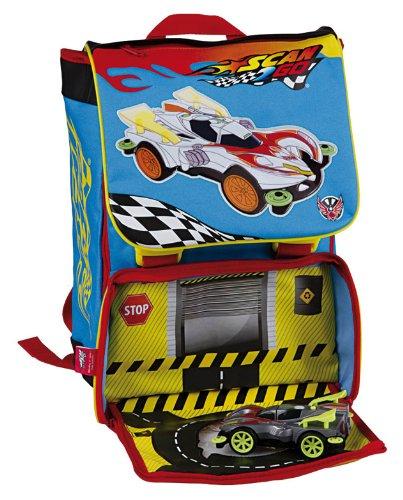 Giochi Preziosi Zaino Estensibile Multi Scan 2 Go con Special Car
