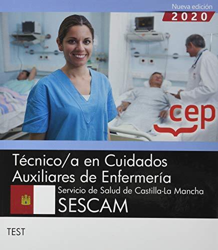 TECNICO/A CUIDADOS AUXILIAR ENFERMERIA CASTILLA MANCHA TEST
