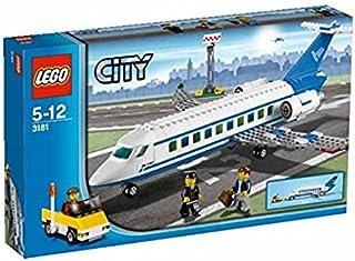 LEGO City 3181 - Avión de Pasajeros