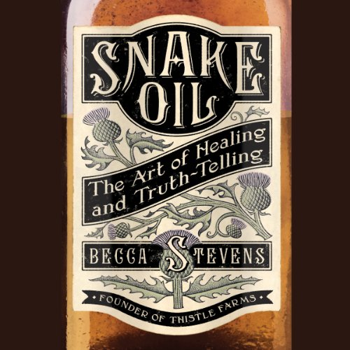 Snake Oil audiobook cover art