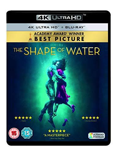 Blu-ray2 - Shape of Water Retail (4K UHD) (2 BLU-RAY)