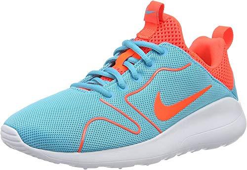 Nike Wmns Kaishi 2.0, Scarpe da Corsa Donna, Viola (Hyper Violet/Wolf Grey/White), 38.5 EU