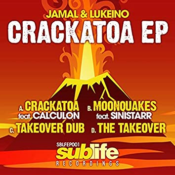Crackatoa EP