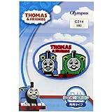 オリムパス製絲 きかんしゃトーマスワッペン トーマス&パーシー C214