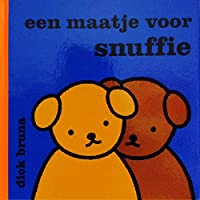犬の絵本洋書een maatje voor Snuffieオランダ語ディック・ブルーナDick Brunaすなっふぃースナッフィー/2007年