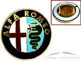 Original alfa romeo 156 155 166 scudetto 60596492 emblem-grille