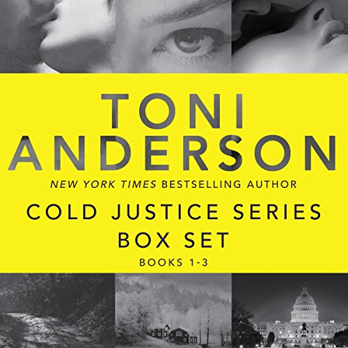Cold Justice Series Box Set, Volume I: Books 1-3 audiobook cover art