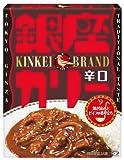 明治製菓 銀座カリー 辛口 200g×5個