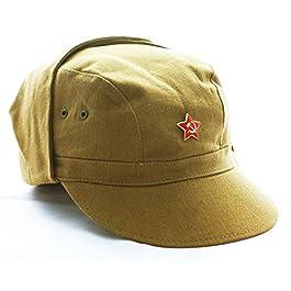 Ganwear URSS Armée soviétique Russe Afghanistan Guerre Militaire Militaire Tactique Casquette de Baseball de pêche Rouge…