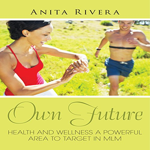 Own Future audiobook cover art
