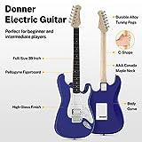 Immagine 1 donner kit chitarra elettrica stratocaster