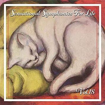 Sensational Symphonies For Life, Vol. 18 - Bach: Cantatas BWV 51, 82, 199