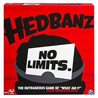 Spin Master Games – Hedbanz No Limits