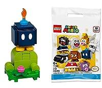 レゴ(LEGO) スーパーマリオ キャラクター パック ボムへい【71361-Bob-omb】