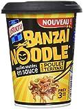 Lustucru Banzaï Noodle Poulet Teriyaki - Cup 90 g